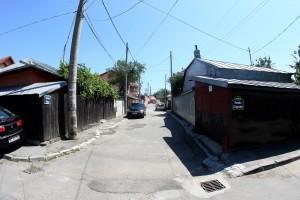 Satul de pescari din cartierul Pantelimon