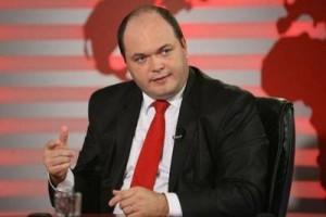 Ionut Dumitru, bancher, presedintele Consiliului Fiscal Foto: business24.ro