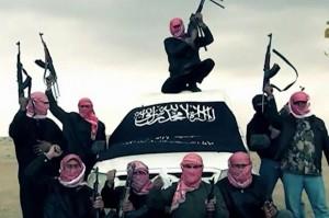 Membrii ai brigazii Al-Nusra