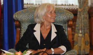 Christine Lagarde Foto: presidency.ro