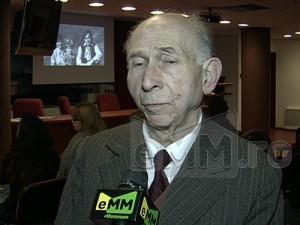 Prof.dr.ing. Jack Goldstein Foto: emaramures.ro
