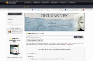 idcloak