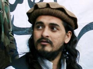 Liderul talibanilor din Pakista, Hakimullah Mehsud.