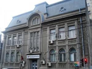 Administrația Finanțelor Publice a Sectorului 2, str. CA Rosetti nr. 39 Foto: looms.ro