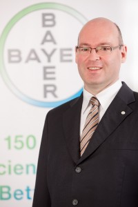 Andreas Schremmer, Managing Director Bayer România, CFO Country Group România și Bulgaria