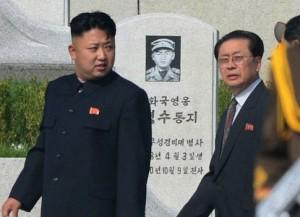Jung Song-thaek si Kim Jong-un Foto: freebeacon.com