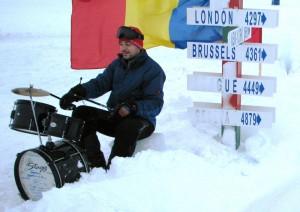 Tobe la Polul Nord