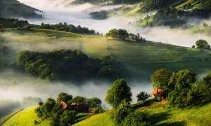My Romania: Holbav village, Brasov county. Photograph: Ioan Chiriac/GuardianWitness