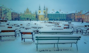 Unirii square. Photograph: locsei/GuardianWitness