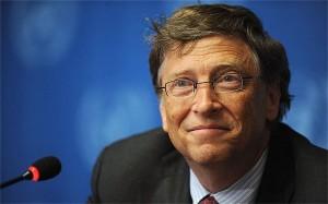 Bill Gates Foto: telegraph.co.uk