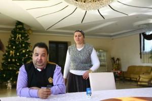 Soții Cioabă Foto: evz.ro