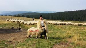Ciobanul Ghiță Foto: Facebook