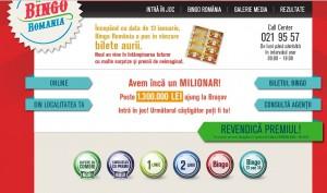 bingo romania castigator