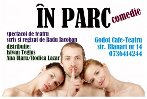 In parc_Istvan Teglas_spectacol_de_teatru