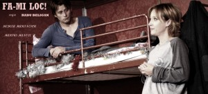 Marius Manole si Medeea Marinescu. Foto Anca Robu
