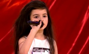 Angelina Jordan, 7 ani