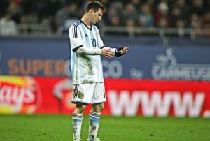 Lionel Messi Foto: Adi Piclisan