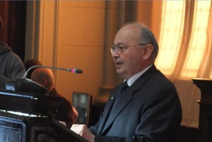 Ionel Vlad, noul presedinte al Academiei Foto: icf.ro