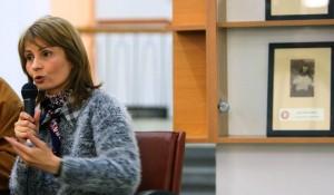 Luiza Cristea, Director Operatiuni a Fundatiei Dignitas. Foto: Oana Pavelescu