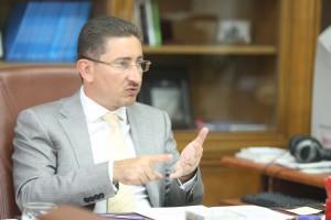 Bogdan Chirițoiu, președintele Consiliului Concurenței Foto: Oana Pavelescu, Select News