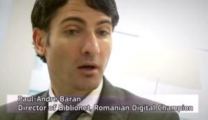 Paul Andre Baran-Candrea Foto: Youtube