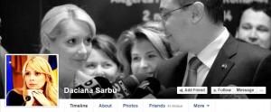 facebook daciana sarbu